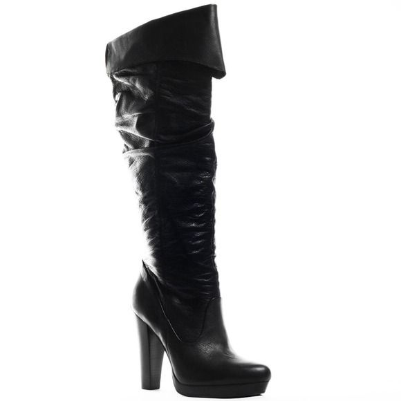 "Jessica Simpson Boots Sexy platform boots by Jessica Simpson, these have a 4"" heel an about 1-2"" platform. These were worn once! They are basically brand new and look amazing! If have questions just ask! Offers welcome 😉 Jessica Simpson Shoes"