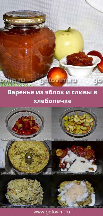 варенье в хлебопечке рецепты с фото кулинарная