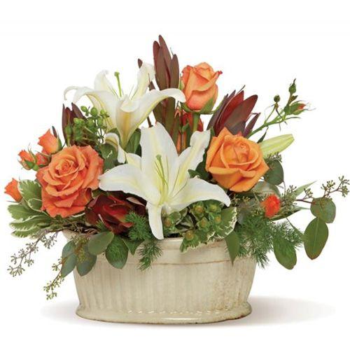 funeral flowers arrangements   Sympathy Flowers, Sympathy Flower Arrangement, Affordable Sympathy ...