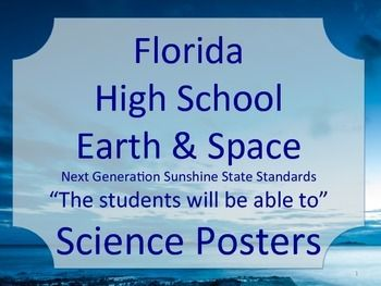 Earth and Space Science High School Course Outline