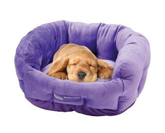 PetLife Lavender Calming Bed