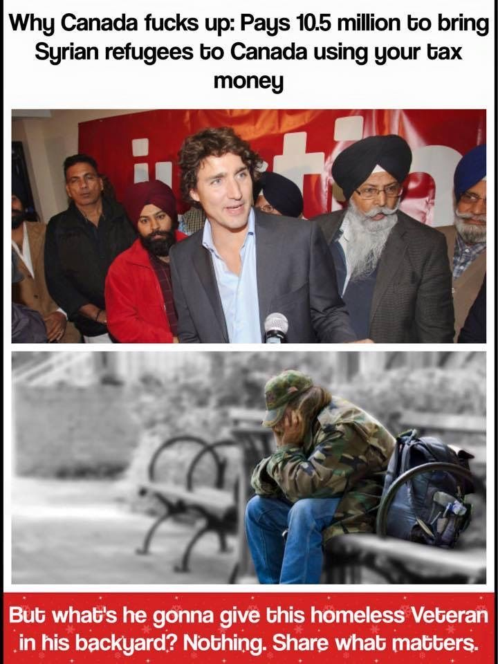 Muslims invading Canada. Wake up Canadians!
