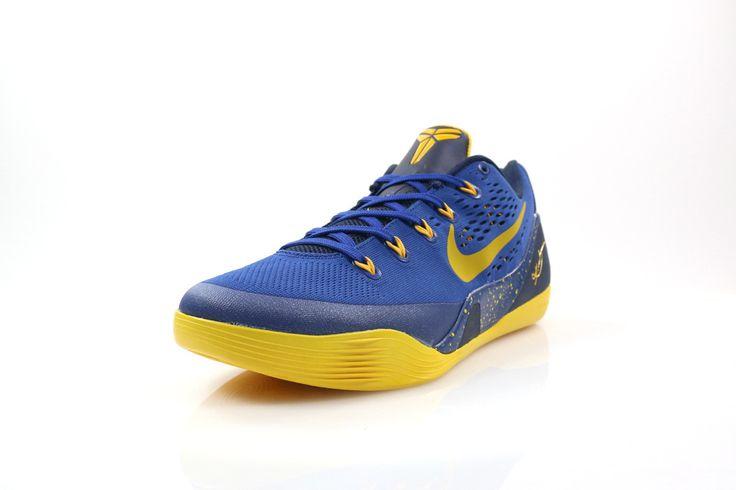 Zapatilla Nike Kobe IX Blue University, zapatillas cómodas, bonitas y de calidad www.basketspirit.com/Zapatillas-Baloncesto/Zapatillas-Kobe
