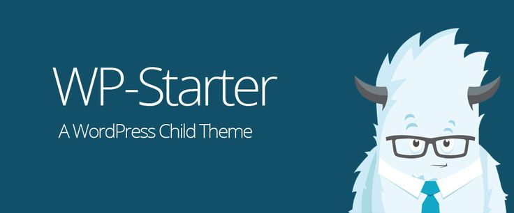 WordPress Child Theme for WP-Forge, WP-Starter Is Easy To Use