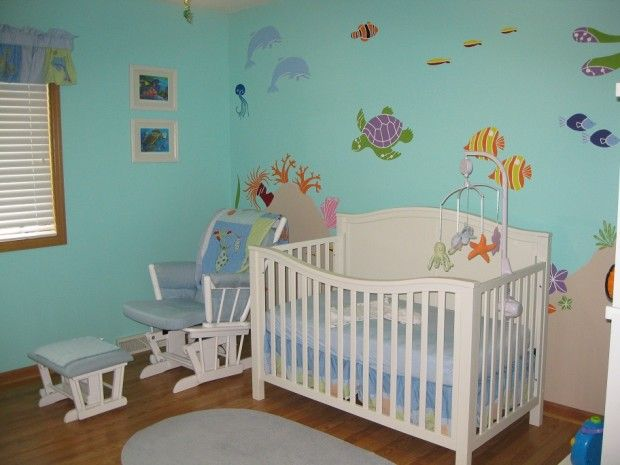 22 Best Images About Under The Sea Nursery On Pinterest