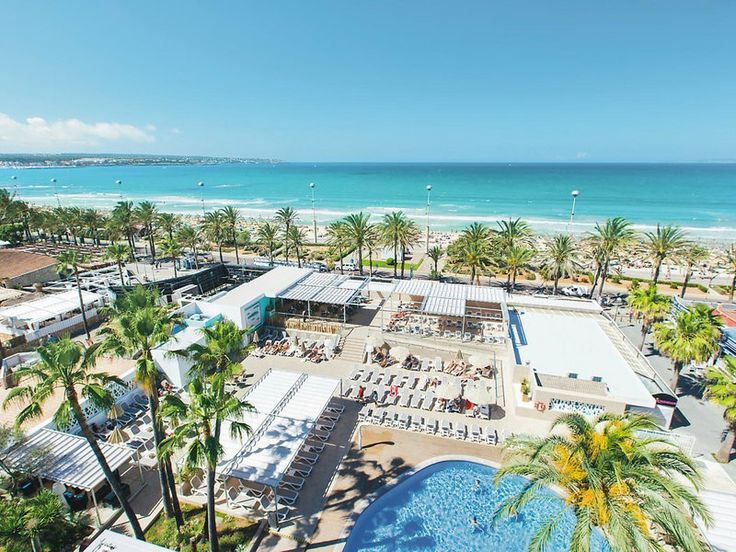 Sonne tanken auf Mallorca im 4,5- Sterne Hotel Riu San Francisco - 7 Tage ab 332 € | Urlaubsheld.de