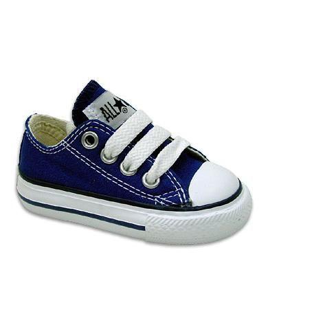 boys navy blue converse