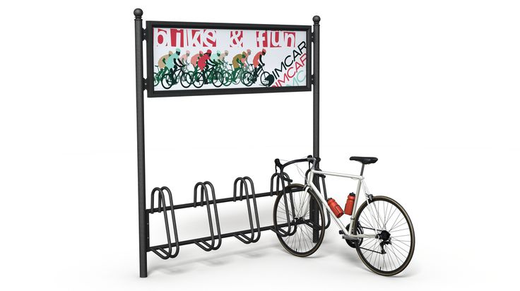 Bicycle stands Liberty Display