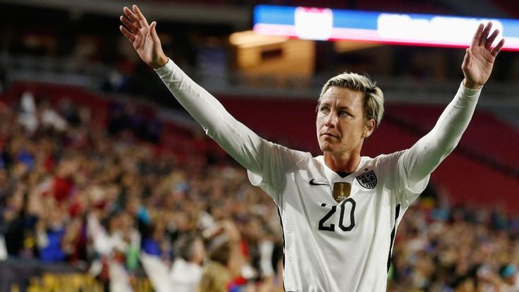 Before her final game with the U.S. women's national team, Abby Wambach's teammates and Nike came together for a sweet video that will leave you (and Sydney Leroux) in tears.