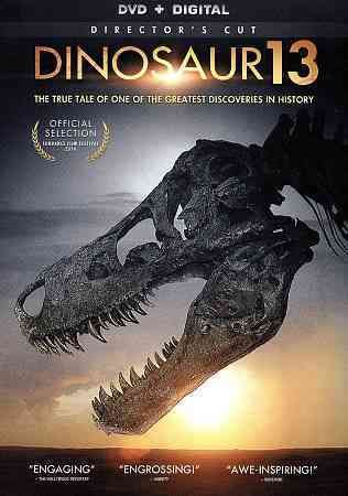 Todd Douglas Miller's documentary DINOSAUR 13 focuses on Peter Larson, a paleontologist whose life changes after he unearths the largest and most well-preserved Tyrannosaurus Rex fossil ever found. He