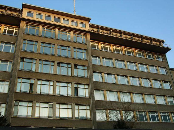 Intressanta Stasimuséet i Berlin.