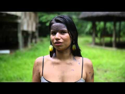 AMAZONIA: You Should See What This Woman Sees Every Day. It's Gorgeous And Really Messed Up. (Video)