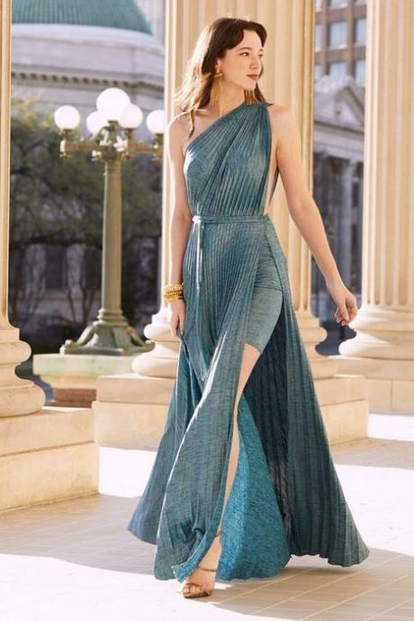 c50ce2e0bc9 A Line Simple Elegant Dress