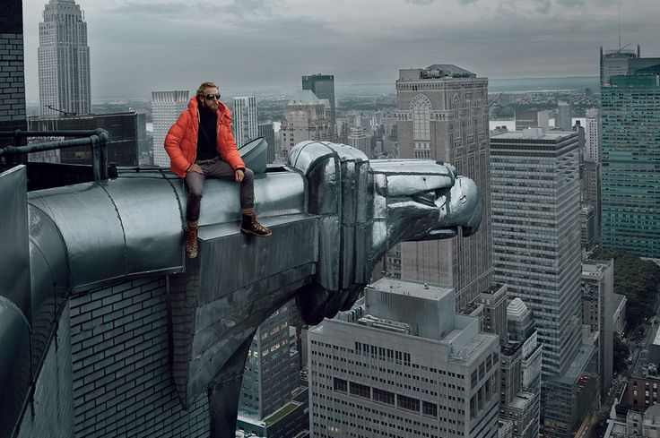 Moncler presents the Fall-Winter 2014/15 Advertising Campaign by Annie Leibovitz.  #moncler #fw14 #campaign #annieleibovitz