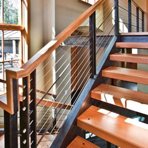 33 best commercial cable railing images on pinterest for Www feeneyinc com