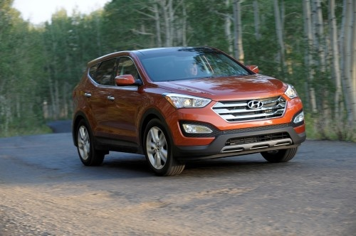 """ #Hyundai Takes Us up the #Mountain to Discover the New Santa Fe!"" by Michael Anderson [Gear Diary]"