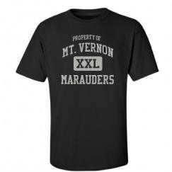Mt. Vernon Middle School-Fortville - Fortville, In | Men's T-Shirts Start at $21.97