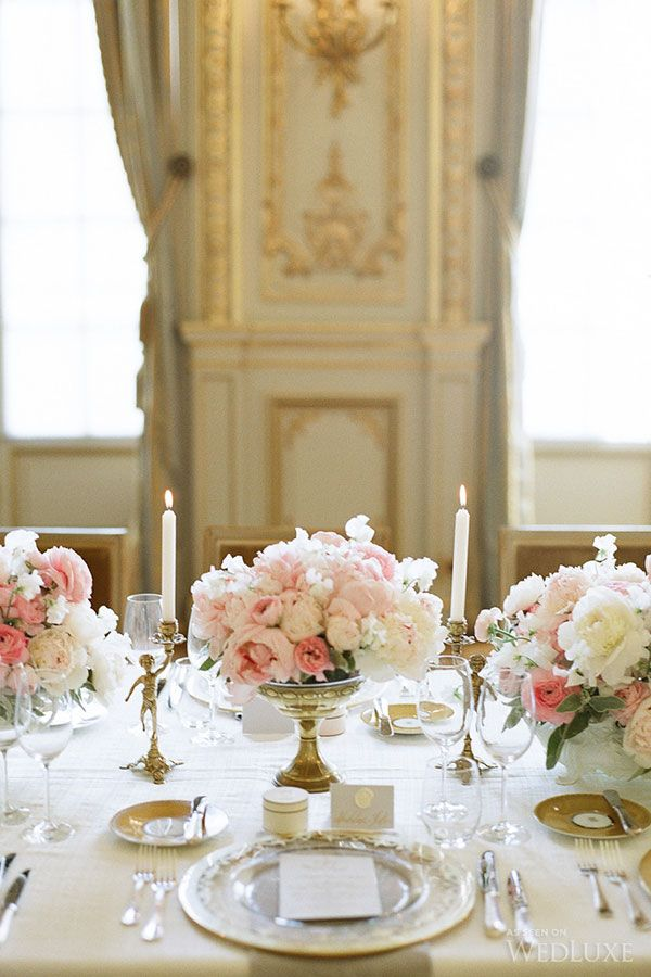 WedLuxe – City of Light | Photography by: Vasia Photography Follow @WedLuxe for more wedding inspiration!