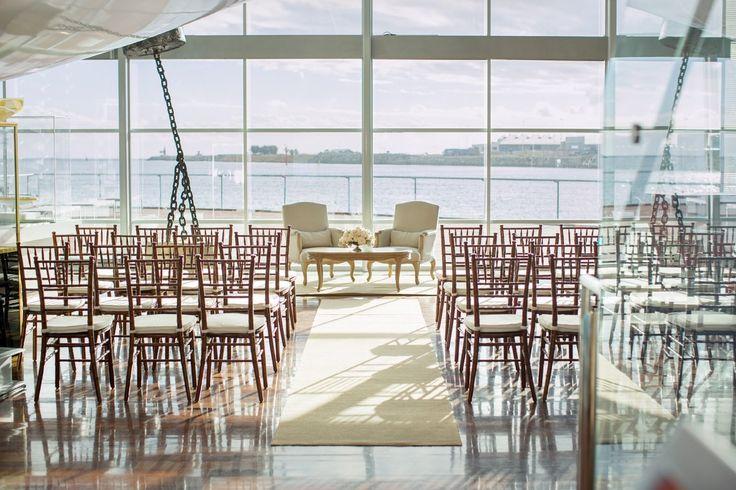 Indoor Venue: Maritime Museum Fremantle For Wedding