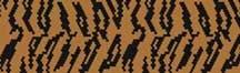 """Tiger"" bracelet Pattern: Bead Stuff, Bead Patterns, B Did Bracelets, Beaded Bracelets, Bracelet Patterns, Beaded Jewelry, Bead Looming, Beads Info"