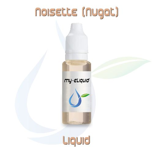 Noisette (Nugat) Liquid | My-eLiquid E-Zigaretten Shop | München Sendling