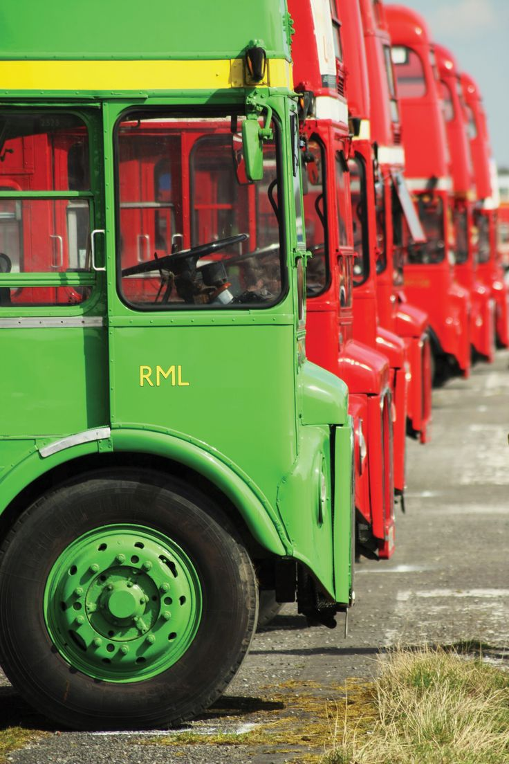 History of the Routemaster Bus
