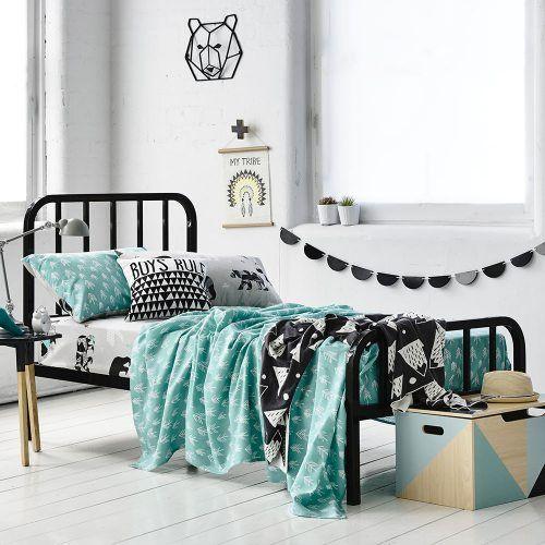 Bear Flannelette Sheets