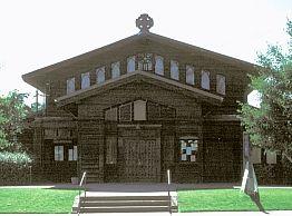 St. John's Presbyterian Church (now Julia Morgan Center for the Performing Arts) by Julia Morgan