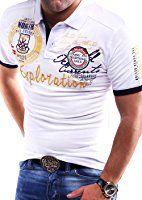MT Styles Poloshirt EXPLORE T-Shirt MP-303
