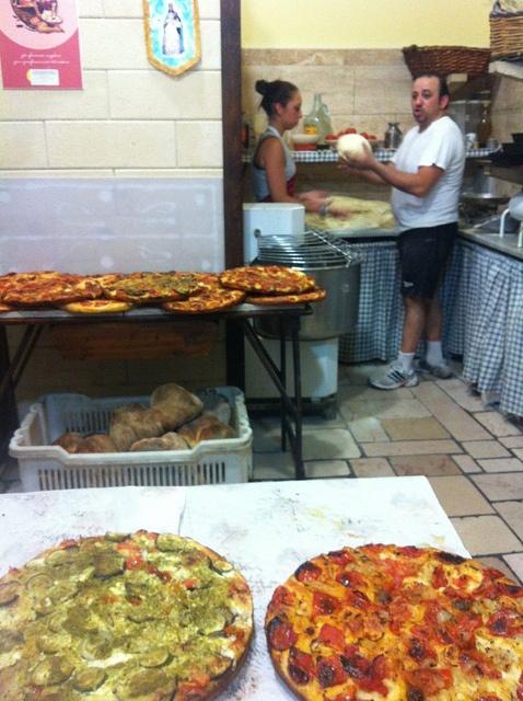 Altamura, pane: forno antichissimo. #PugliaLP