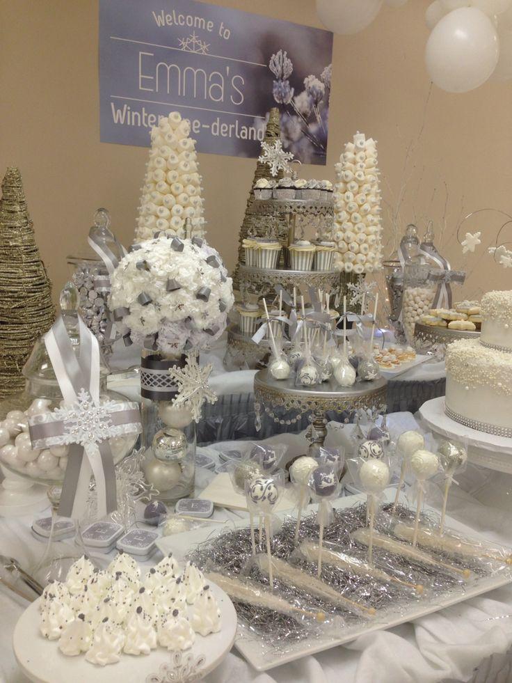 A Winter Wonderland Wedding u2014 Destiny Moniz