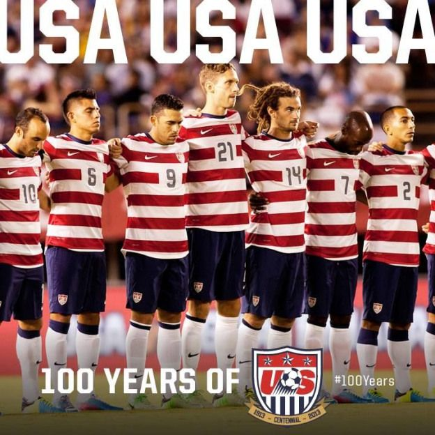 Mens usa soccer gold cup