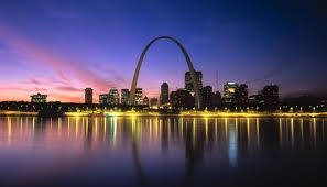 Saint Louis, MO - Born there and been back