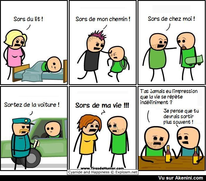Images drôles Bandes dessinées - Funny comics