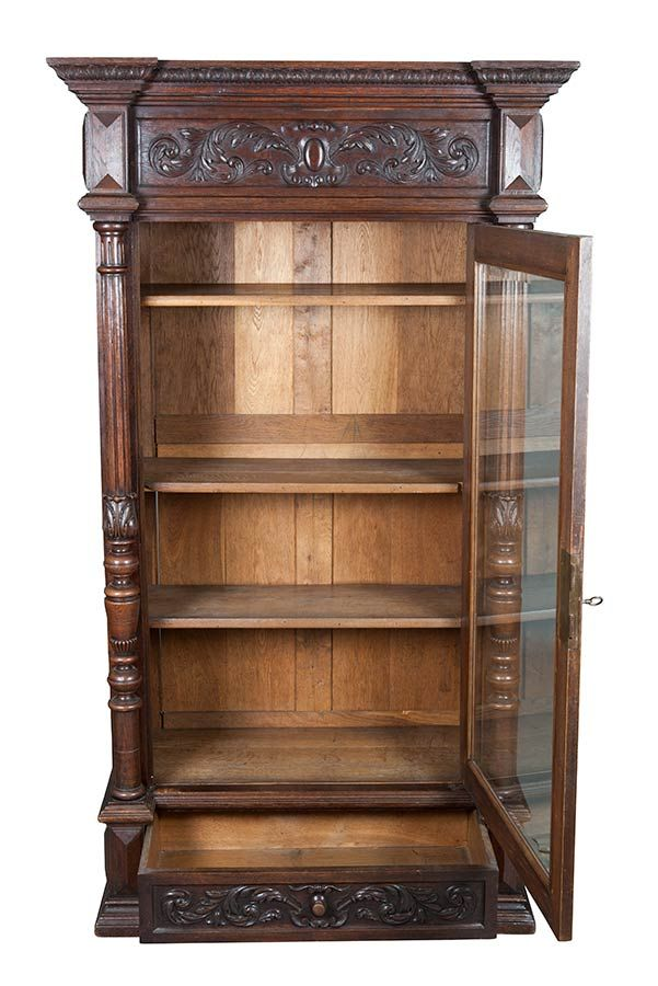 Antique Bookcase With Glass Doors | Places to Visit | Pinterest | Antiques,  Bookcase and Antique bookcase - Antique Bookcase With Glass Doors Places To Visit Pinterest