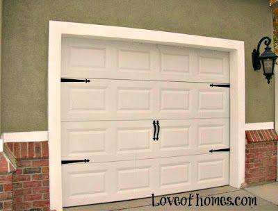 Die besten 17 ideen zu garage door decorative hardware auf ...