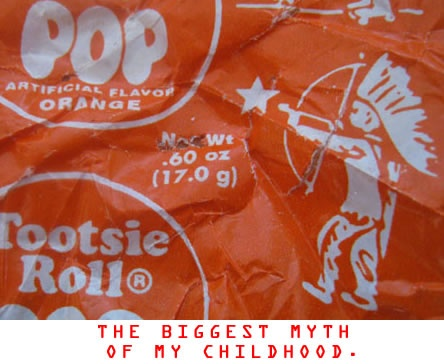 honestly. I always got so excited.: Tootsie Pop, Remember This, Shoots Stars, Biggest Myth, Tootsie Rolls, So True, Childhood, True Stories, Kid