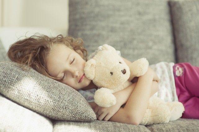 Les enfants d'âge préscolaire atteints de dépression sont 2,5 fois plus... (Photo Digital/Thinkstock)