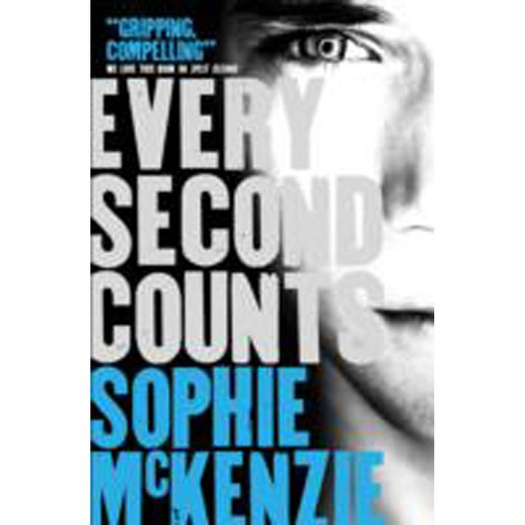 Buy Every Second Counts by Sophie McKenzie online from The Works. Visit now to browse our huge range of products at great prices.