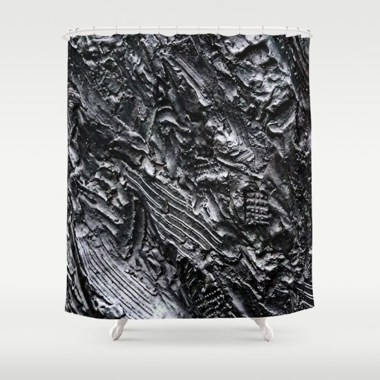 Bronzed - Customize your bathroom decor with unique shower curtains designed by artists around the world. Made from 100% polyester our designer shower curtains are printed in the USA and feature a 12 button-hole top for simple hanging. The easy care material allows for machine wash and dry maintenance. Curtain rod, shower curtain liner and hooks not included. Dimensions are 71in. by 74in.