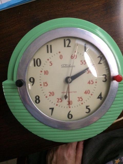 17 Best Images About Vintage Clocks On Pinterest Mid