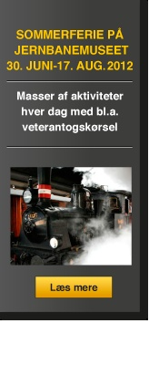 Danmarks Jernbanemuseum - odense