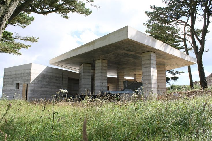 Secular Retreat Chivelstone South Hams | Peter Zumthor Architect Project Devon