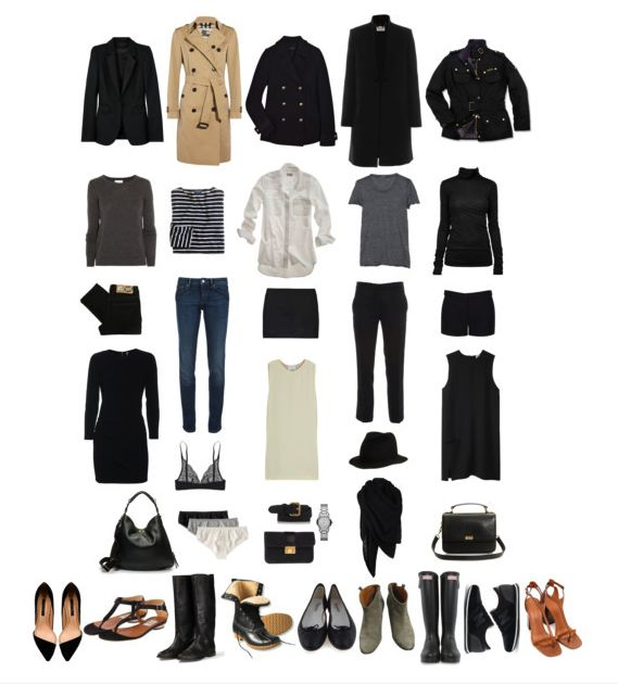 Wardrobe basics for the stylish mommy