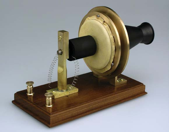 Bells First Telephone | Antique Business Communication ...