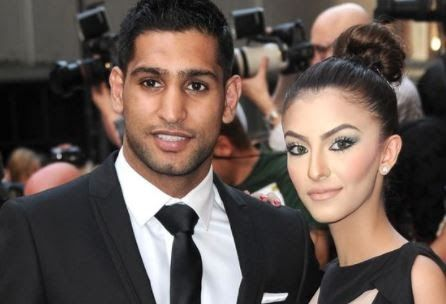 """Minutes agoProfessional boxerAmir Khantook to twitter to air his family's dirty linen in publicaccusing his wifeFaryal Makhdoomof cheating on him with fellow boxer Anthony Joshua.  Amir has made it clear that he's not prepared to forgive his wife. He said they've agreed to split and Anthony Joshua can have his """"leftovers"""".READ HERE  But the Nigerian born British boxer Anthony Joshua just tweeted that he hopes they resolve their situation because he's never even met her."""
