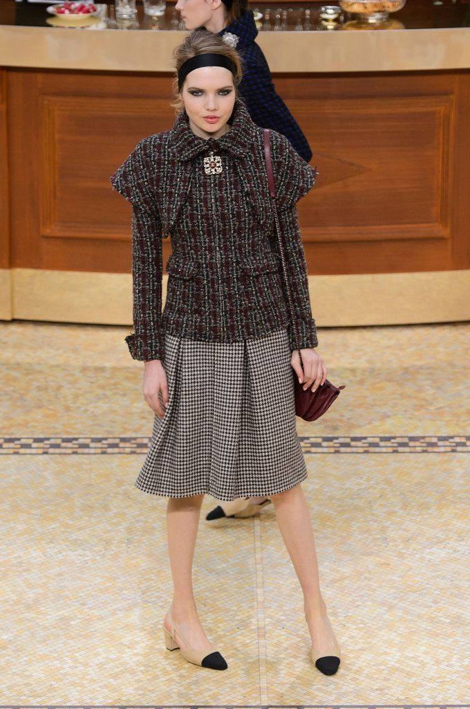 See Every Amazing Moment From Chanel Fall 2015
