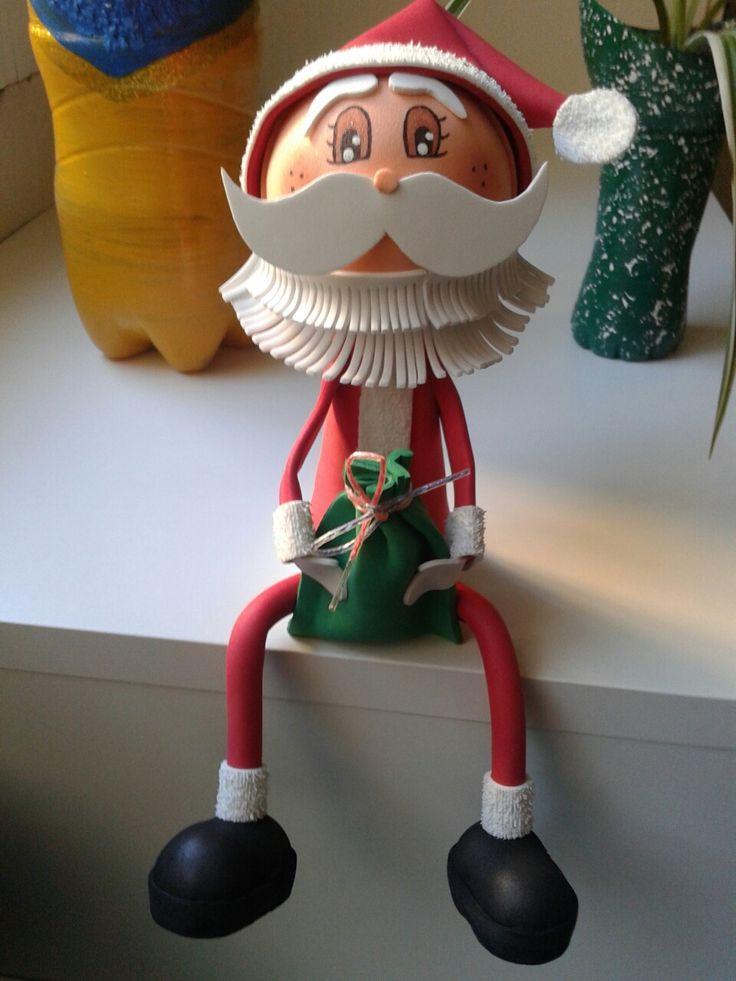 Regalos Marijo: Fofuchos Papa Noel sentados 18€
