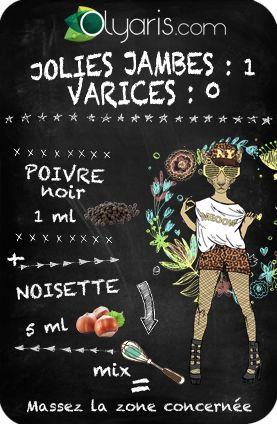 Problème de varices ? Obtenez les jambes de de Shakira grâce à cette recette maison incluant l'huile essentielle de poivre noir ! Pour ce qui est de son déhanché, si vous trouvez la solution, nous sommes preneur !