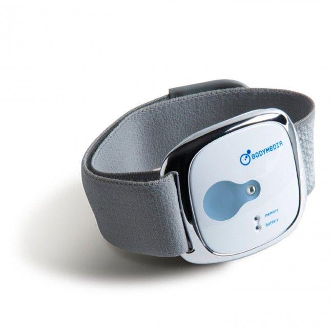 Relógio Rastreador de Atividades e Contador de Calorias BodyMedia Link Armband - Relógios Esportivos - Esporte e Fitness